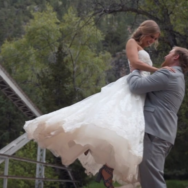 Go Off On Your Adventure - Wyoming Mountain Wedding